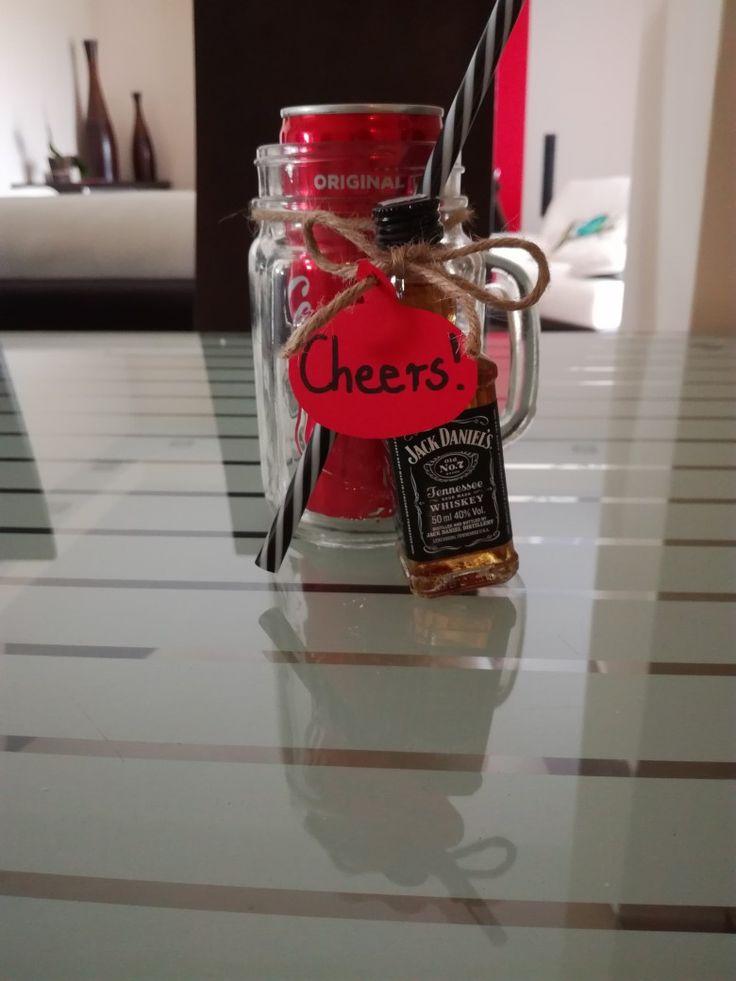 Prezent na urodziny. Jack Daniels
