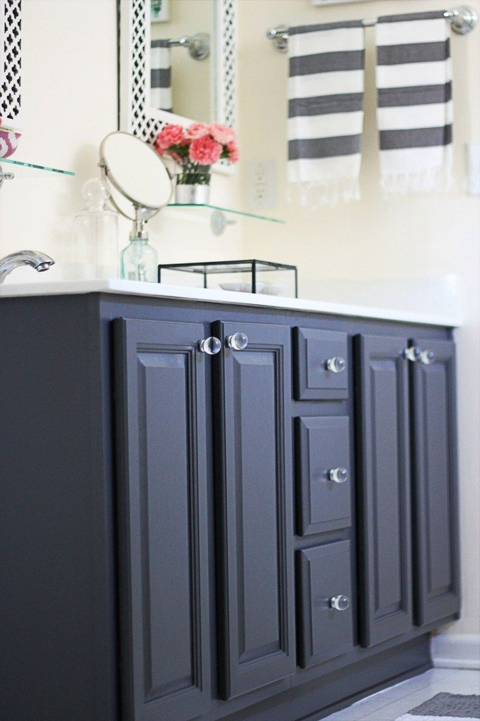 diy bathroom cabinets diy bathroom paint and refinish bathroom vanity