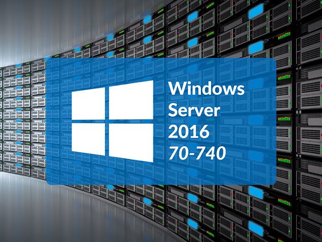 The Lifetime MCSA Windows Server 2016 Bundle for $29 http://onlylifetimedeals.com/deal/the-lifetime-mcsa-windows-server-2016-bundle-for-29/ Work Towards MCSA Certification with 62 Hours of Advanced Windows Server 2016 Study   Don't miss out on another great lifetime deal. Subscribe now!     Email           Share this with awesome deal