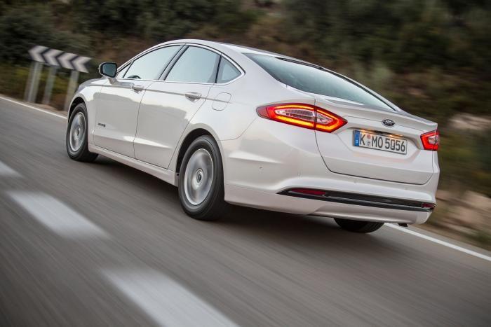 Ford Mondeo : l'hybride rechargeable sera d'abord pour la Chine