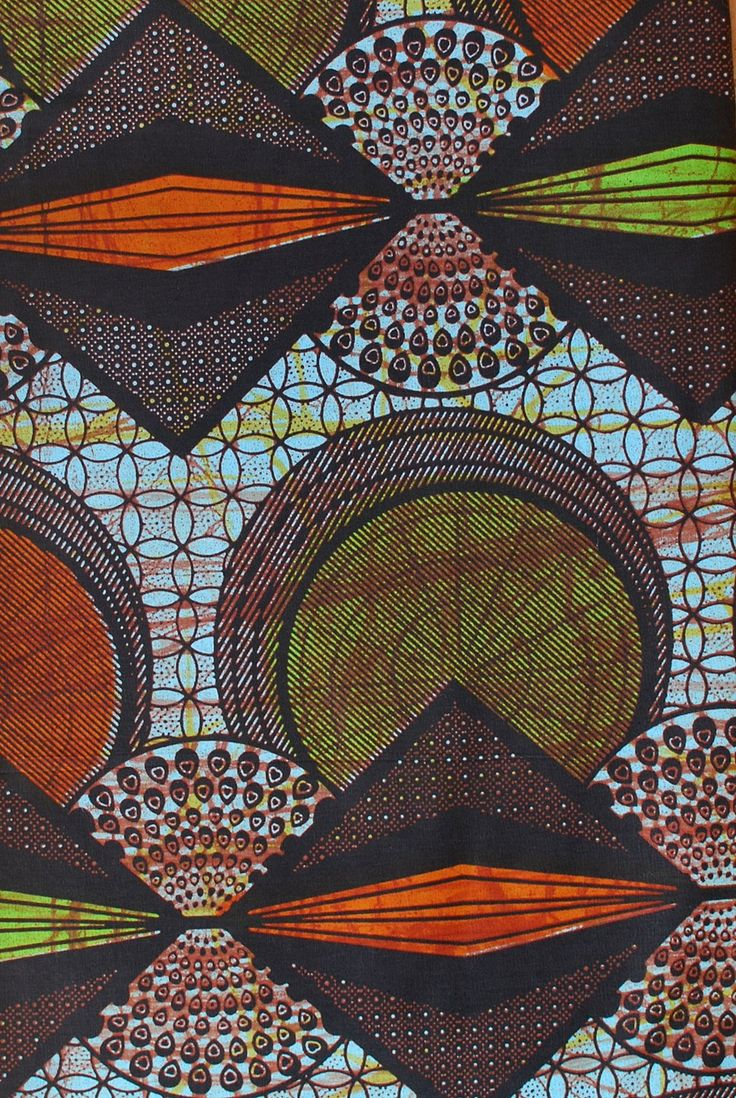 Autumn Geometric | African Fabric House is based in Uganda, East Africa and is passionate in its love both of fabric and Africa which is reflected in their carefully curated fabric selections