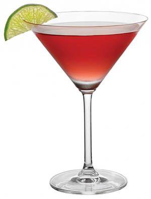 Как приготовить коктейль Кампари Космо (Campari Cosmo cocktail)