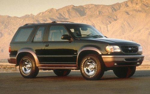 1997 Ford Explorer Review - http://whatmycarworth.com/1997-ford-explorer-review/
