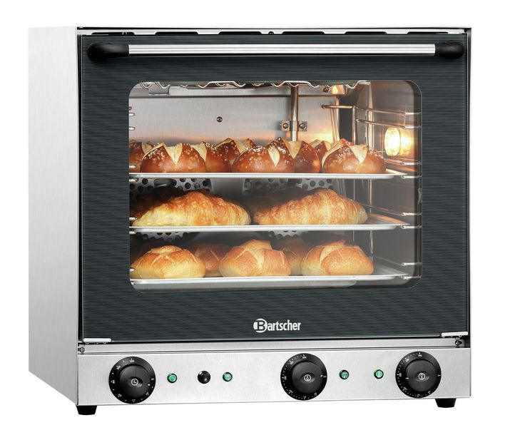 Convection oven AT120   Convection oven   null   Bartscher Website