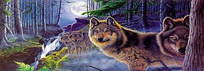 Horse Trailers and Accessories 73934: Wolf # 2 - Rear Window Tint-Murals-Decals-Graphics -> BUY IT NOW ONLY: $59.99 on eBay!
