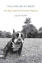 The sub headline on this book is... you don't always get the dog you want, you get the dog you need. That is so true. I was given this book when I lost my Boston Terrier Sampson. This book is a touching look at how a special dog can make you more human....more loving and more accepting. If you love dogs... especially terriers, this is a book for you.