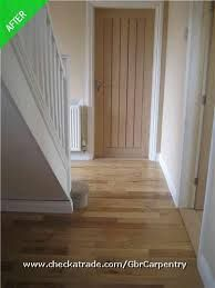 oak doors and floor - Google Search