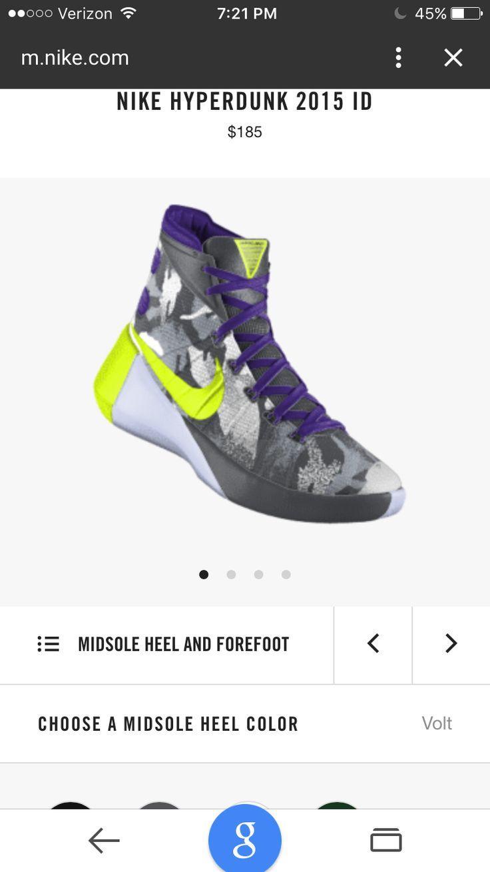 5fe3378b zapatillas de baloncesto nike ID personalizado - Santillana ...