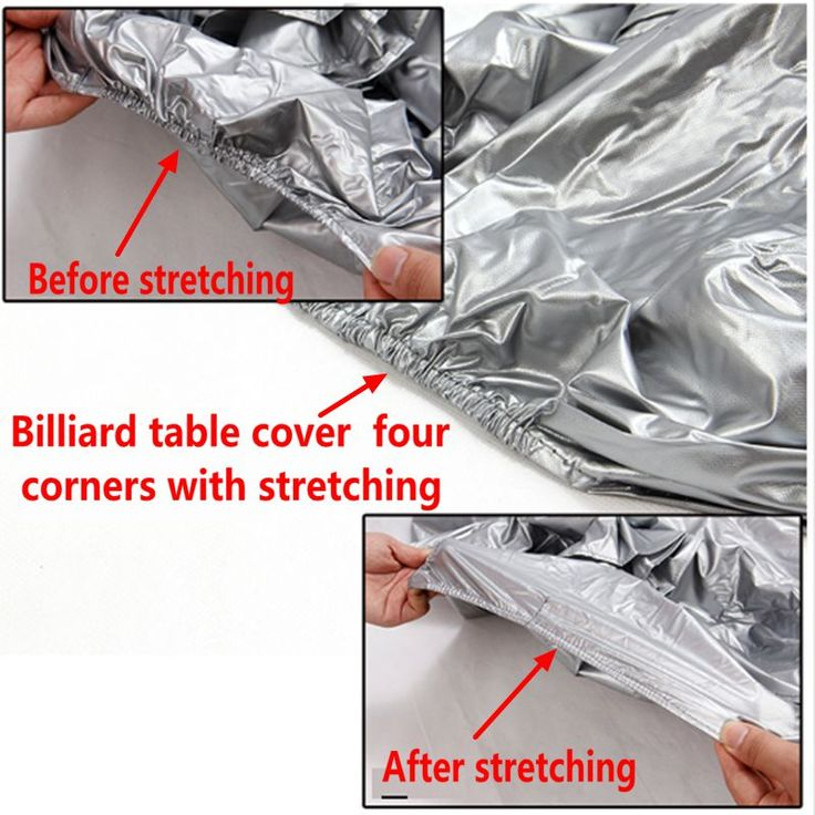 Nice 10FT Nylon Waterproof Pool Table Cover 9ft /Outdoor Billiards Table Free  Shipping