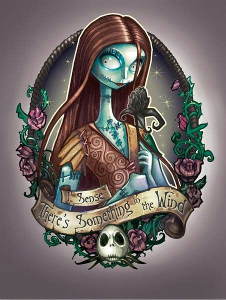 The Nightmare Before Christmas : Sally