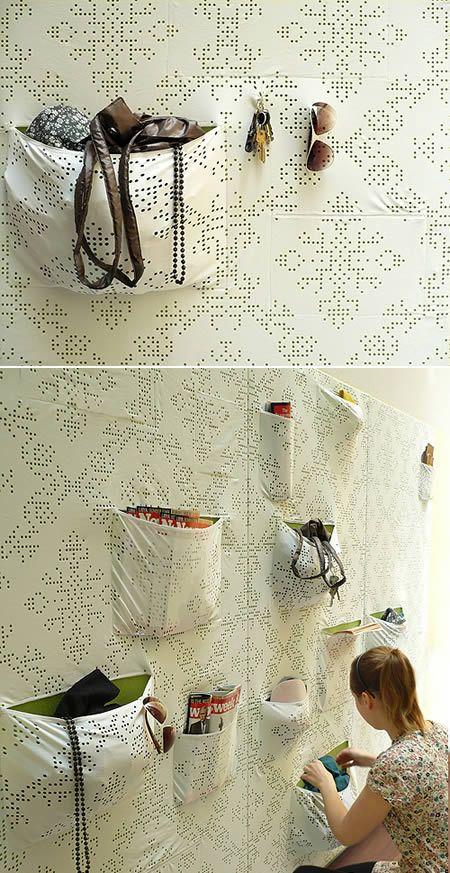 Pocket Wall by designer Maja Ganszyniec