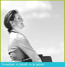 Investeer in jezelf, in je geluk! Coach Esther Coumans uit Breda helpt je snel op het goede pad te komen.