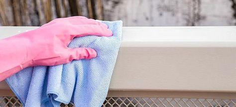 Πώς να καθαρίσετε εύκολα το μπαλκόνι