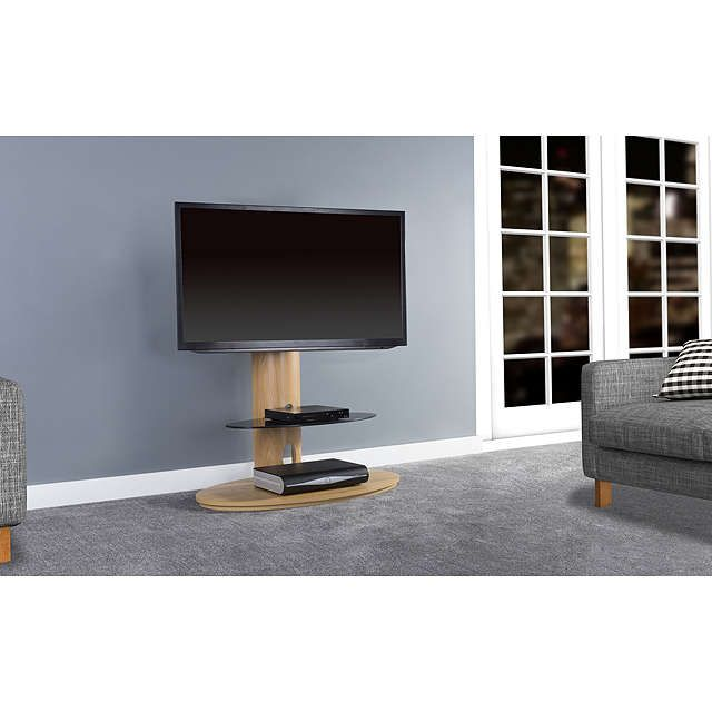 """AVF Affinity Premium Chepstow 930 TV Stand With Mount For TVs Up To 65"""" at John Lewis"""