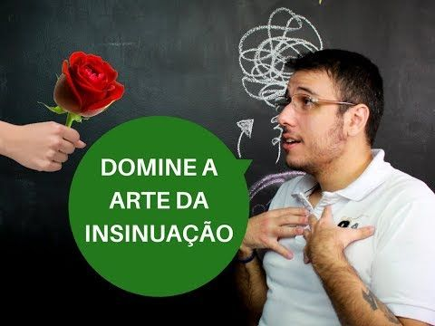 Domine a Arte da Insinuação | PERSUASÃO | THIAGO BURIGATTO - YouTube