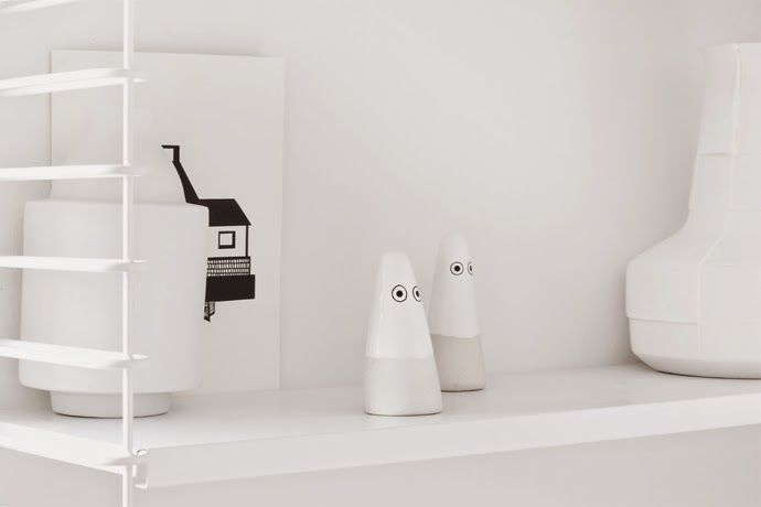 Studio8940.: DIY: Ghost figurine