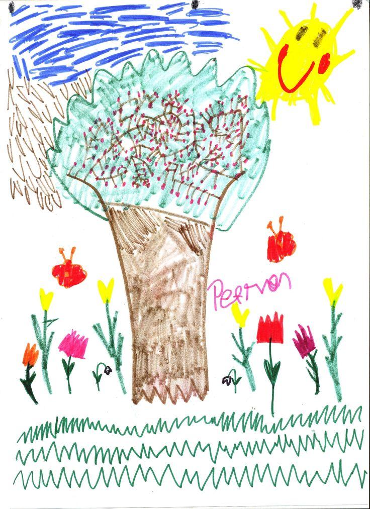Desenele copilului.