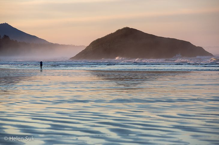 Visit Tofino's beaches and you'll reach the End of the Road, an ethereal world filled with endless stretches of sandy magic on the edge of the ocean.