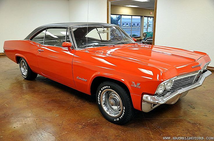 1965 Impala SS My absolute favorite car!!!!!
