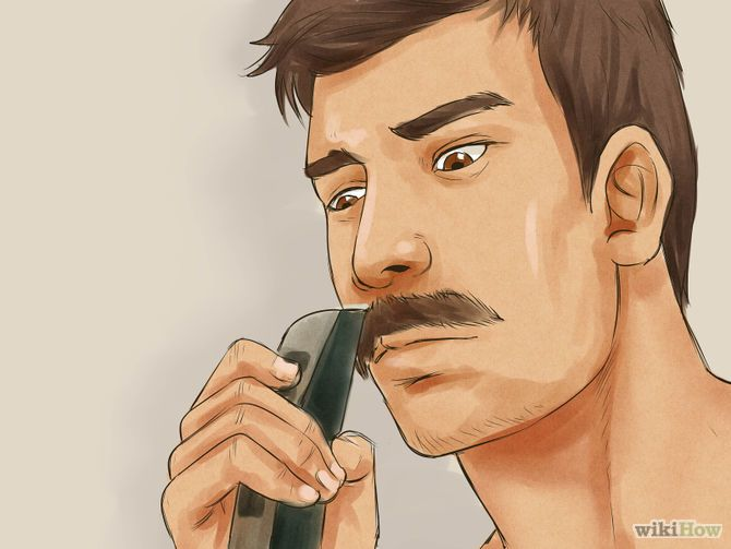 How to Grow a Mustache: 11 Steps (with Pictures) - wikiHow