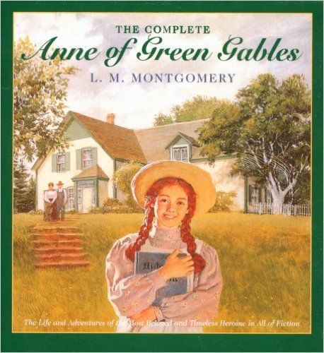 Anne of Green Gables, Complete 8-Book Box Set: Anne of Green Gables; Anne of the Island; Anne of Avonlea; Anne of Windy Poplar; Anne's House of   Ingleside; Rainbow Valley; Rilla of Ingleside: L.M. Montgomery: 9780553609417: Amazon.com: Books
