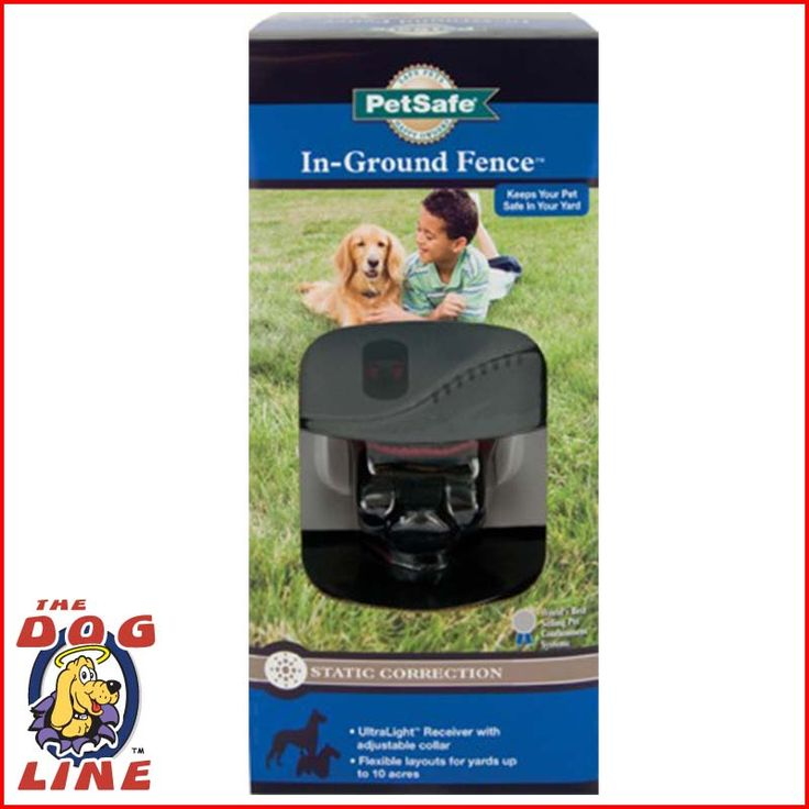 PetSafe Standard In-Ground Dog Fence – PRF-3004W