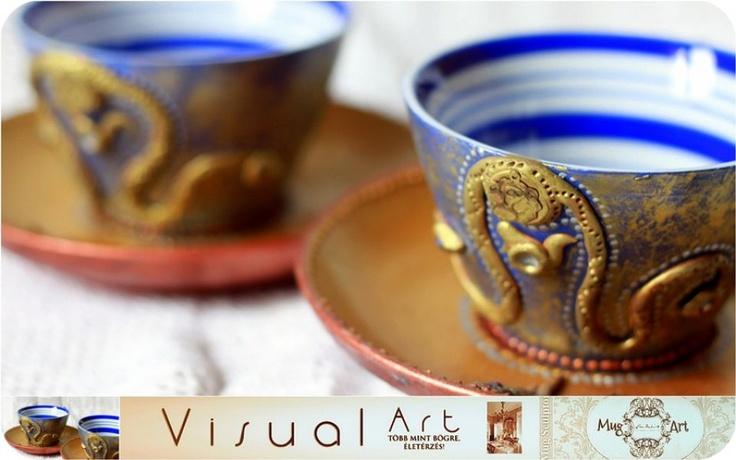 """Diane de Poitiers "" - design csészék by http://www.breslo.hu/Sculptor.mug/shop"