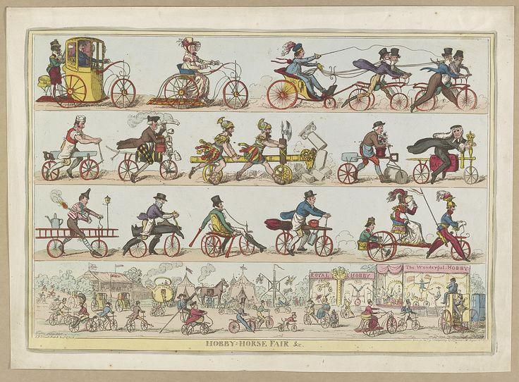 Hobby-horse fair &cc / I. R. Cruikshank, inv. & fecit. | Library of Congress