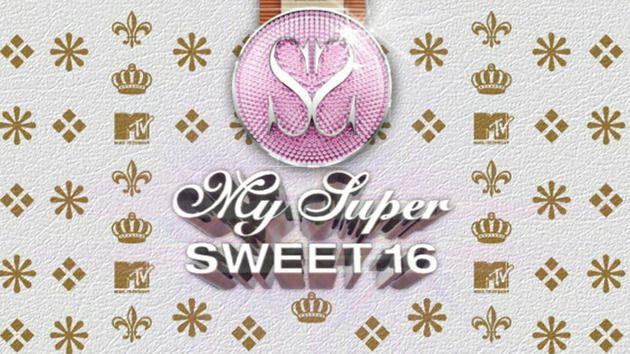 MTV My Super Sweet 16