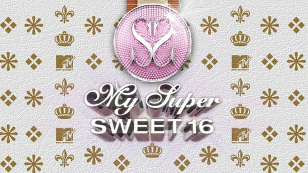 MTV My Super Sweet 16