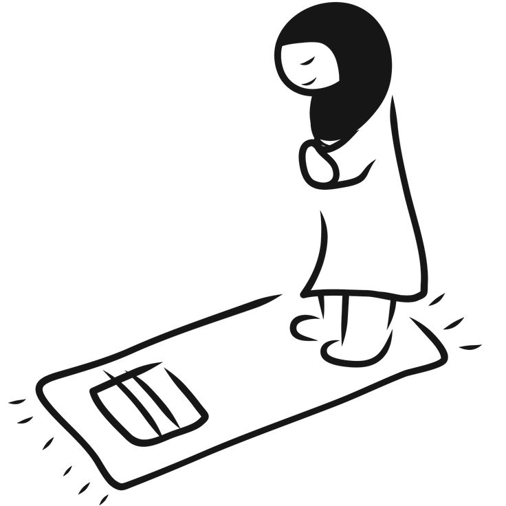 """""""My in-laws say I make sujood like a dog. They said women have to do it differently than men. Is this true?""""  Find out the truth here:"""