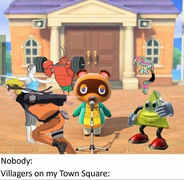 Pin By Trash Gremlin On Animal Crossing Animal Crossing Game Animal Crossing Funny New Animal Crossing