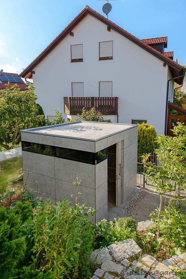 Design Gartenhaus Wetterfest Pflegeleicht Konfigurierbar Design Gartenhaus Gartenhaus Modern Gartenhaus