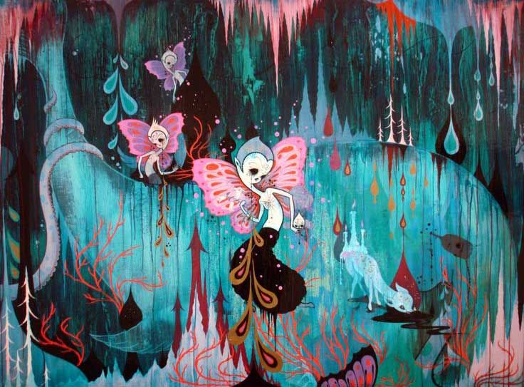 Camilla Rose Garcia - pop surrealism artists - Google Search