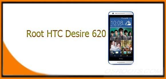 How Root HTC Desire 620 - HTC Rooting Tips