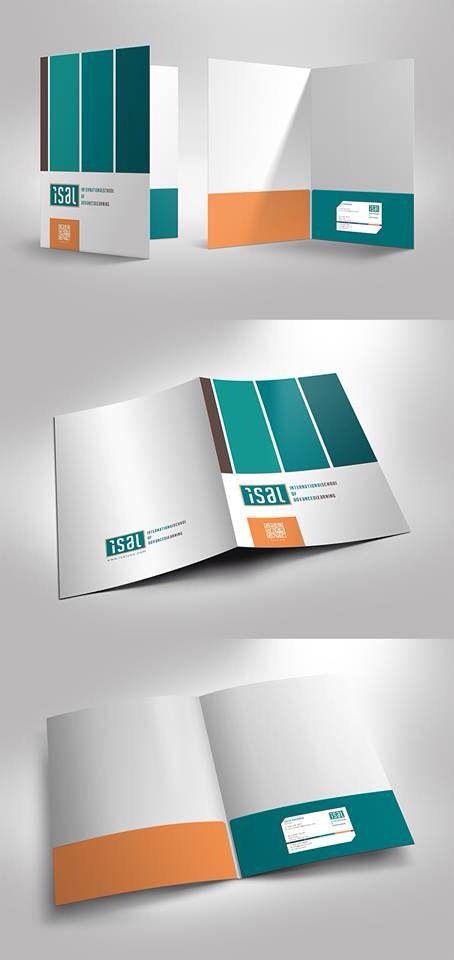 114 best Folder images on Pinterest Presentation folder, Folder - resume folders