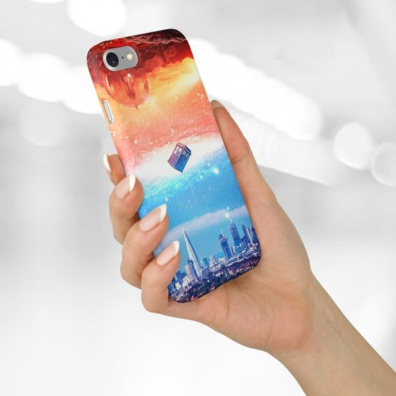 coque iphone 7 plus doctor who