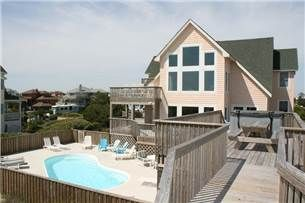 Kuhl Breeze Outer Banks Rentals | Whalehead Beach - Oceanfront OBX Vacation Rentals