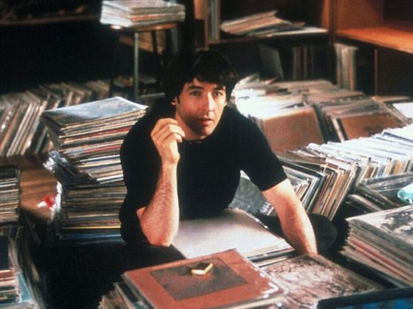 "Rob Gordon in ""High Fidelity"""
