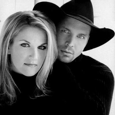 Trisha Yearwood and Garth Brooks http://kathycalculatesweightloss.blogspot.com/2010/04/enjoy.html