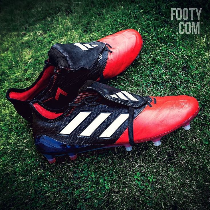 No need for photoshop here! Is it a YAY or a NAY? What do you think of this  tongued up Red Limit @adidasfootball Ace 17?
