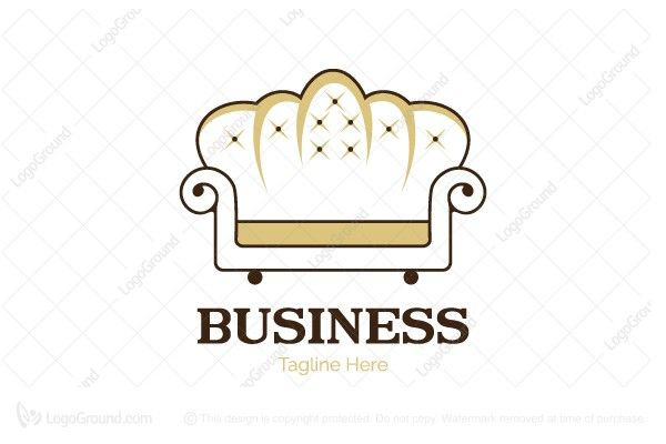 Sofa Crown Logo In 2020 Home Accessories Stores Chairs Logo Crown Logo