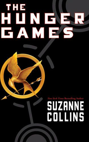 The Hunger Games, Book 1- http://www.amazon.co.uk/Hunger-Games-Suzanne-Collins/dp/1407109081
