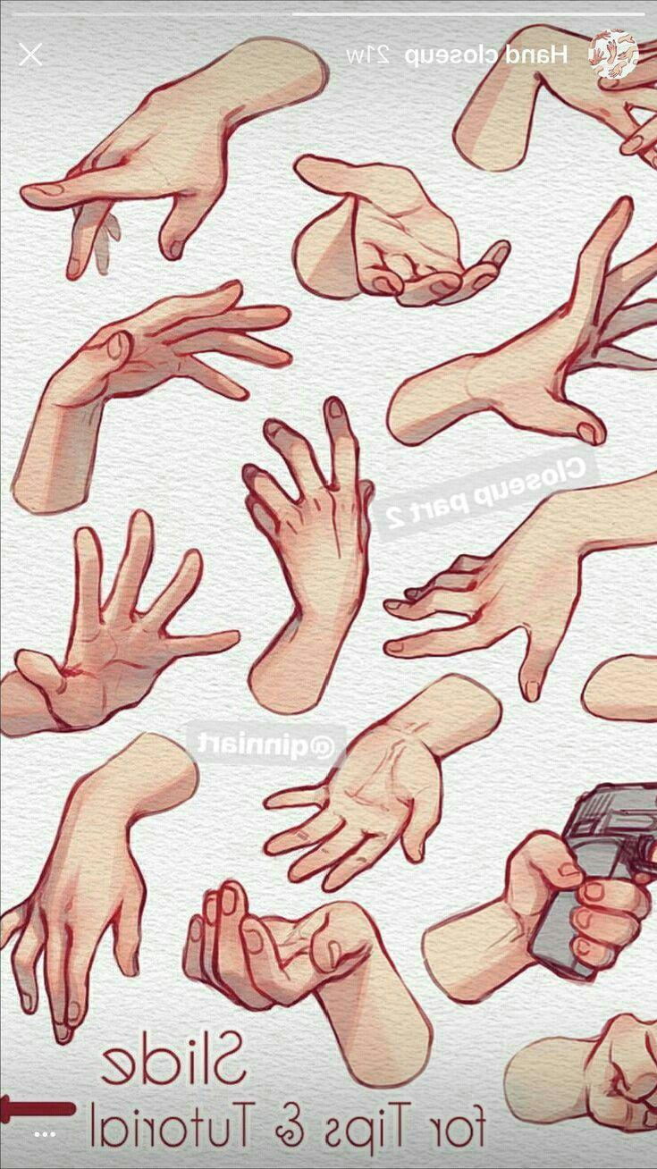 Pin By 不记得了 On 角色 Hand Drawing Reference Art Reference Poses Drawing Reference Poses