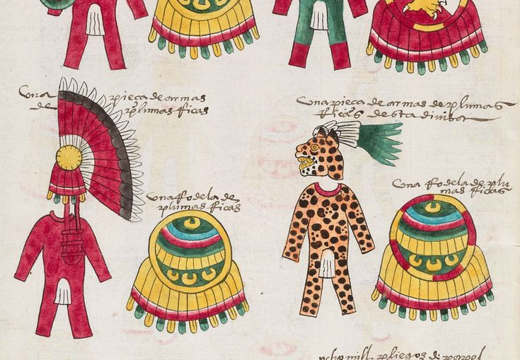 "A Historic Manuscript on Aztec Life Is ""Virtually Repatriated"""