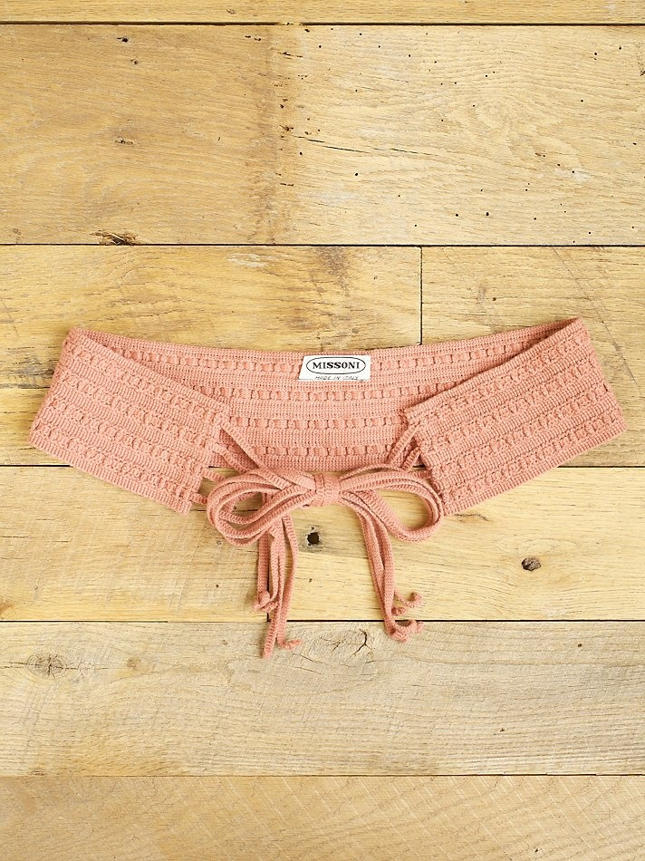 Nice Knit Belt Pattern Illustration Knitting Pattern Ideas