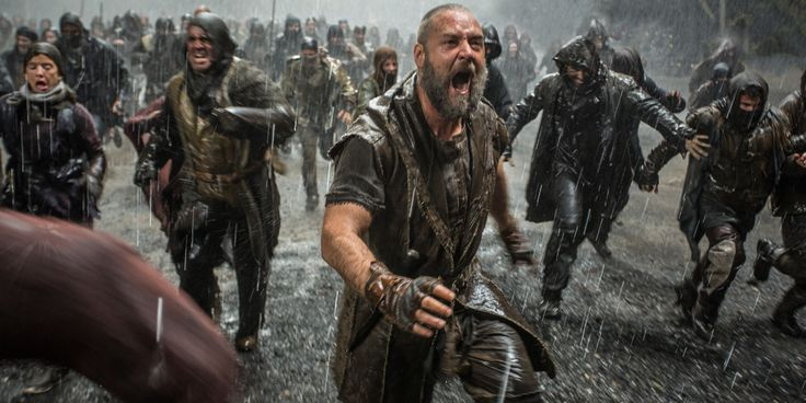 Bashers of the Noah Film Should Re-Read Their Bibles