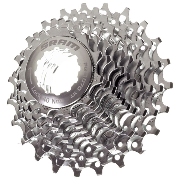 This cassette design is for high shifting performance with a quieter chain or cassette combination. Features semi-spidered design that is light, strong, efficient. Get this cycling accessory at #IvanhoeCycles