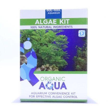 Organic Aqua Algae Control Kit 60-100 litres