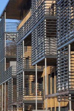 Réhabilitation 27 logements, La Celle-Saint-Cloud, Canale 3 Architecture & Environnement - Realisation